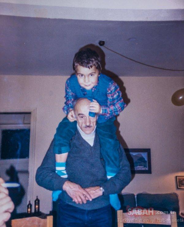 Dedem 85 yaşında stüdyoya girdi, kükredi
