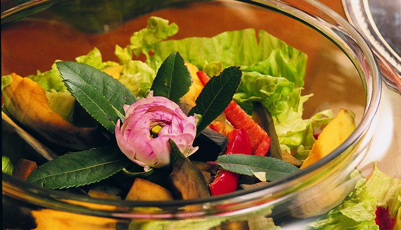 Avakadolu Salata