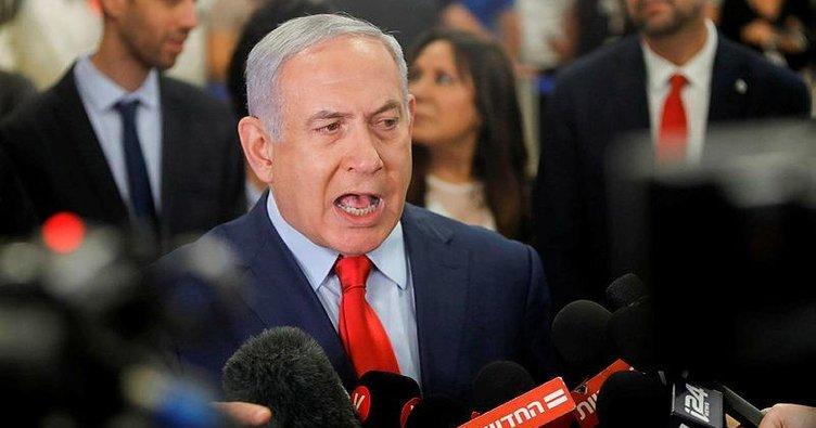 Netanyahu Liberman'ı hedef aldı