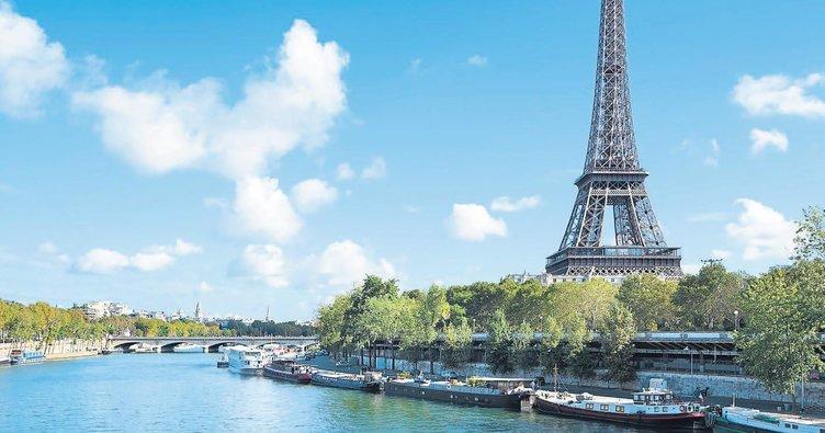 Mayısta Paris'te kaybolmak