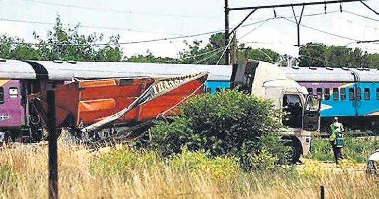 Angola'da tren kazası: 18 ölü