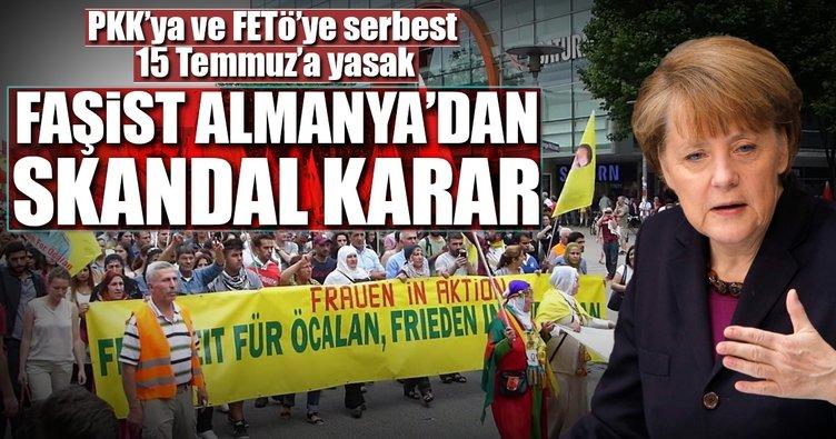 Faşist Almanya'dan skandal karar