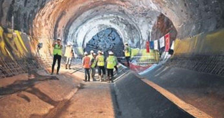 Narlıdere'de iki istasyon birleşti