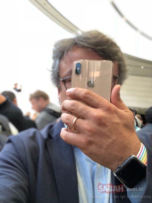 Dünyanın beklediği yeni 2018 iPhone'lar tanıtıldı! İşte Apple'ın 2018 yılı iPhone Xs, iPhone Xs Max ve iPhone Xr'ın ilk görüntüleri ve özellikleri