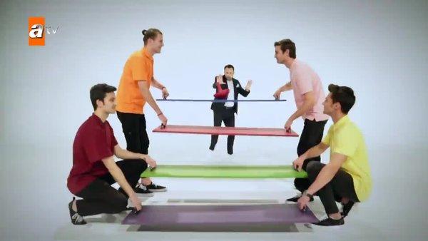 atv ekranında yeni bir yarışma başlıyor! 'ŞANS KAPIYI ÇALINCA' yakında atv'de | Video
