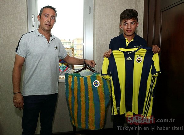 Fenerbahçe'den anlamlı jest