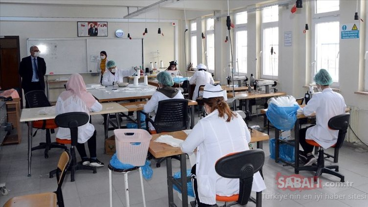 Son dakika haberi: Fabrikalarda okul dönemi başlıyor! Her şehre özel meslek liseleri olacak...