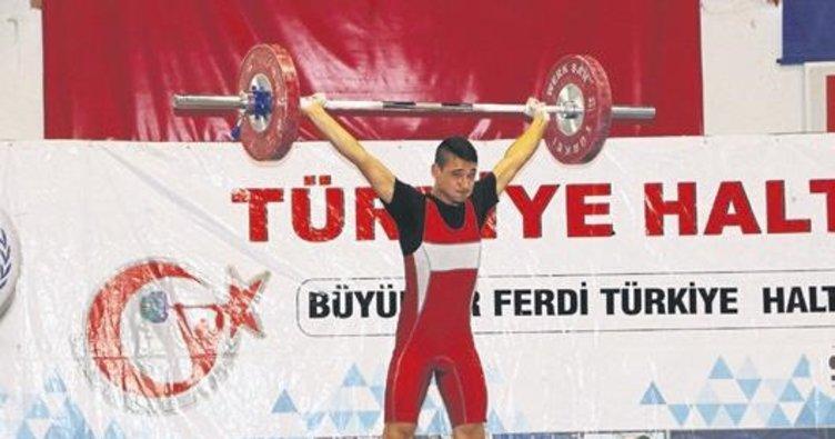 Türkıye ferdı halter şampıyonası sona erdı