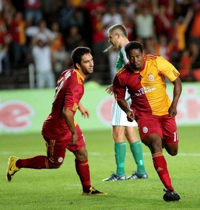 Galatasaray  - Levadia Tallinn
