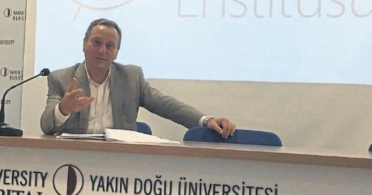 Prof. Dr. Mustafa Aydın'dan güvenlik semineri