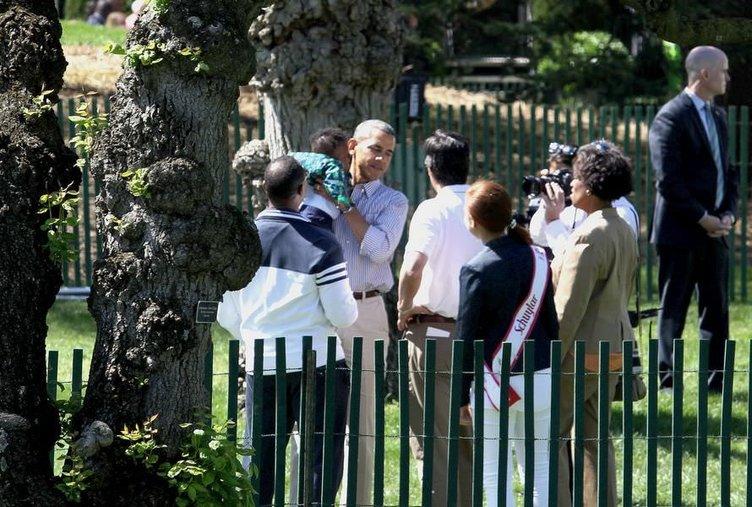 Beyaz Saray'da Paskalya kutlaması
