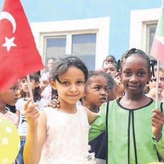 15 bin türkiye sevdalısı yetişiyor