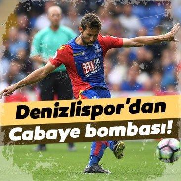 Denizlispor'dan Yohan Cabaye bombası!