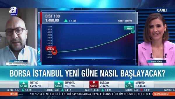Borsa İstanbul'da yön ne olacak?
