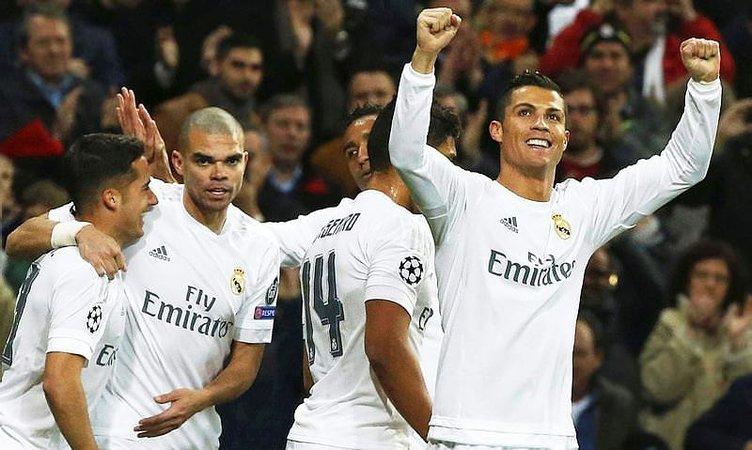 Ronaldo yine insanlık dersi verdi