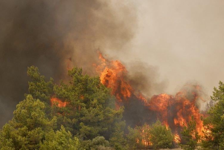 Yaşar Cinbaş Manavgat yangınında şehit oldu: Son görüntüleri yürek burktu!