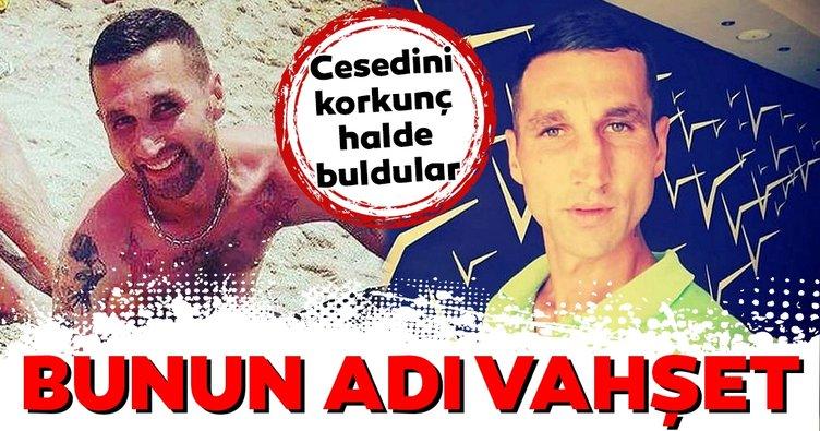 İzmir'de korkunç cinayet... Köpekler cesedini bu halde buldu