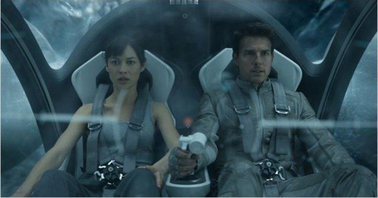 Oblivion filminin konusu nedir? Oblivion filminin oyuncuları kimler?