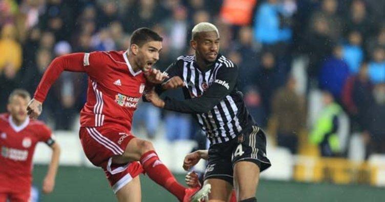Beşiktaş, sezonun son maçında Sivasspor'u konuk edecek