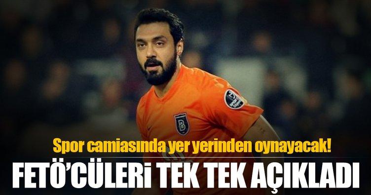 Bekir İrtegün, futboldaki FETÖ'cüleri açıkladı!