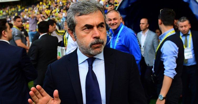 Aykut Kocaman'dan Konyaspor'a ret!