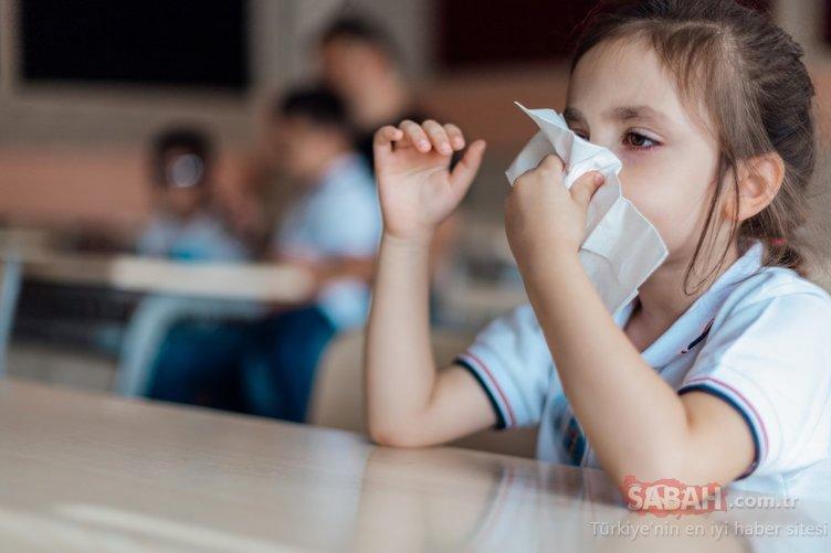 Üst solunum yolu enfeksiyonlarının sorumlusu; Okullar