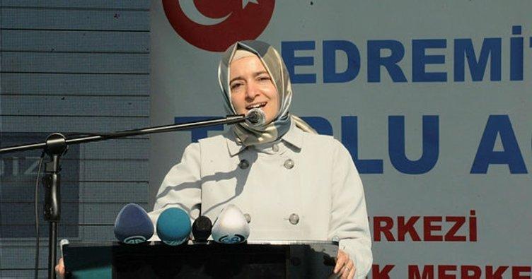 Aile ve Sosyal Politikalar Bakanı Kaya Van'da