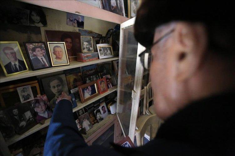 Lübnanlı fotoğrafçı yakın tarihe ışık tutuyor