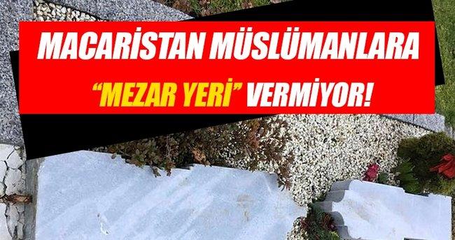 Macaristan'da Müslümanlar mezar yeri izni alamıyor!