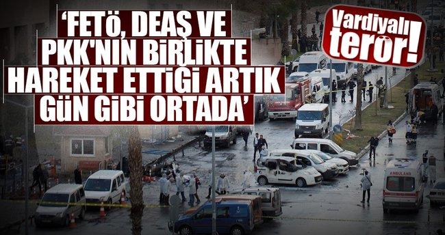 FETÖ, DEAŞ ve PKK'nın birlikte hareket ettiği artık gün gibi ortada!