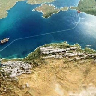 Gazprom Türk Akımı'nın 373 kilometrelik bölümünü tamamladı