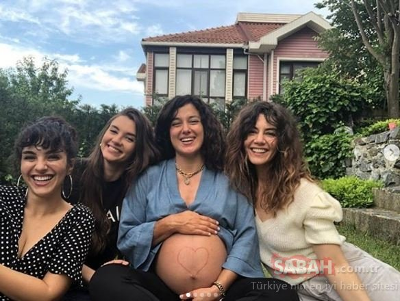 Çukur'un yıldızı Erkan Kolçak Köstendil ve Cansu Tosun'dan oğulları Marsel ile ilk poz… Sosyal medyayı salladılar