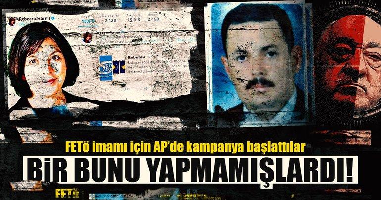 AP, FETÖ'cü hain Uğur Toksoy'un iade edilmemesi için kampanya başlattı!