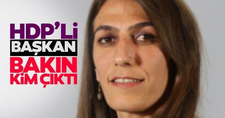 Son dakika haberi: HDP'li kadın başkan bakın kim çıktı!