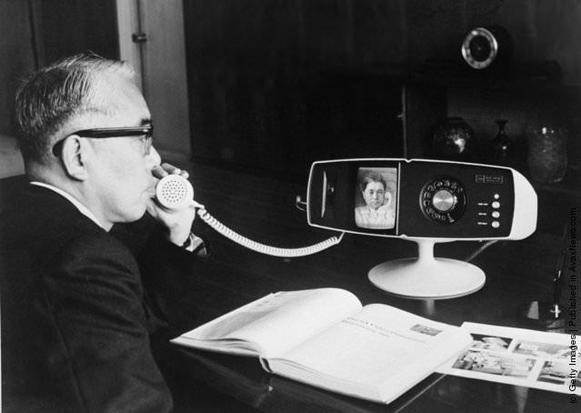 Cep telefonunun komik evrimi