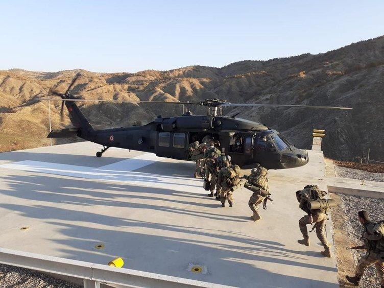 Son dakika: İçişleri duyurdu: Terör örgütüne yeni kuşatma! Yıldırım 15 Mutki-Sarpkaya operasyonu başladı