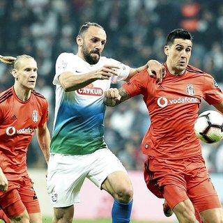 Son dakika haberi! Rizespor'dan Vedat Muriç'e yeni sözleşme teklifi