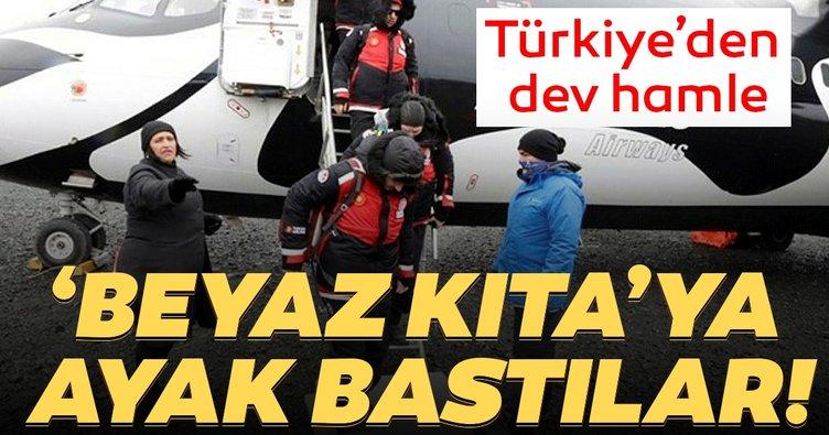 SON DAKİKA… Bakan Mustafa Varank açıkladı: Türk bilim adamları Antarktika'da