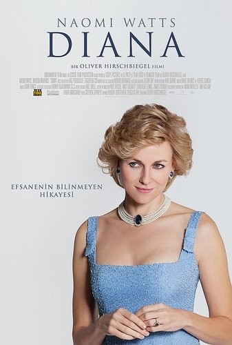 Diana filminden kareler