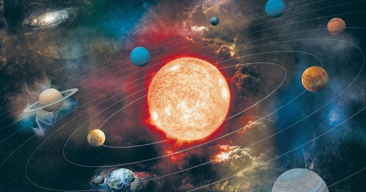 Evrenin büyüklüğüne akıl sır ermiyor