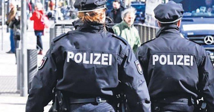 Polisten virüs cezası