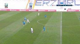 GOL | BB Erzurumspor 1-1 Ankara Demirspor