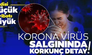 Uzmanlardan SON DAKİKA corona virüsü belirtileri açıklaması! O kişiler salgını körüklüyor Corona virüsü belirtileri...