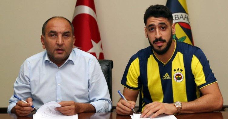 Son dakika: Fenerbahçe, Tolga Ciğerci transferini açıkladı