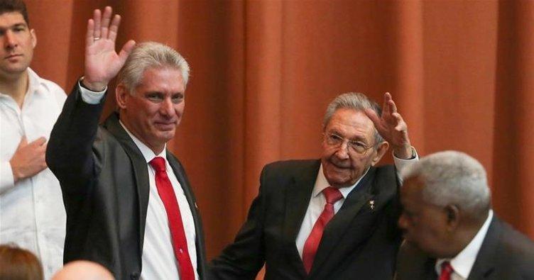 Küba Devlet Başkanından Lima Grubuna ABD eleştirisi