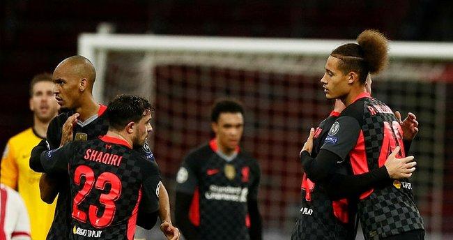 Ajax 0-1 Liverpool | MAÇ SONUCU