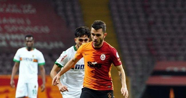 Galatasaray yeniden 3 puan peşinde! Rakip Alanyaspor