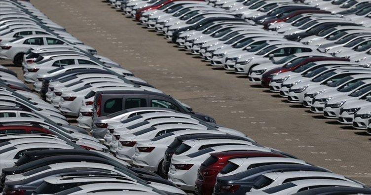 Türkiye'nin binek otomobil ihracatı yılın ilk yarısında 5 milyar dolara dayandı