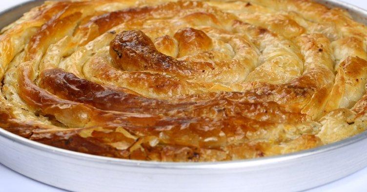 Boşnak böreği tarifİ...Boşnak böreği nasıl yapılır?