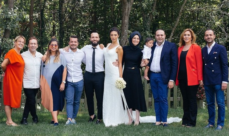 Berkay ve Özlem Katipoğlu evlendi